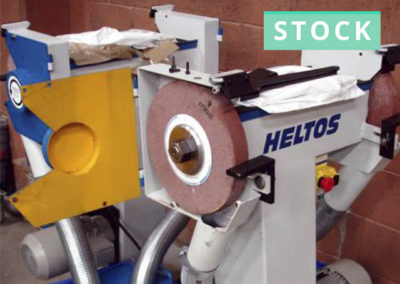 #0432 – Rectificadora de disco HELTOS BO300B – video ▶️ – nueva – 24,500 MXN