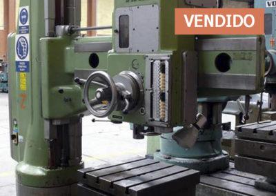#0773 – Taladro radial MAS VR4A – vendido Veracruz