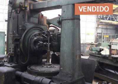 #04703 – Generadora de engranes TOS FO10