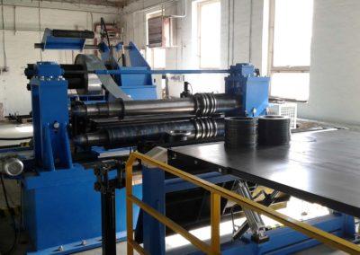 #05042 SLITTER Alatnica Barovic 32 toneladas por dia – Nuevo 2016 – linia completa