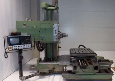 #04722 – Mandriladora TOS Varnsdorf WH 10 CNC HEIDENHAIN 355