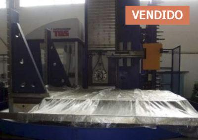 04726 – Mandriladora TOS Varnsdorf WHQ 13 CNC HEIDENHAIN iTNC 530 – año 2014
