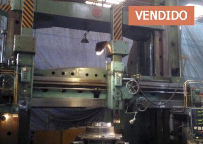 #04805 – Torno vertical TOS CKD SK 50 – video ▶️