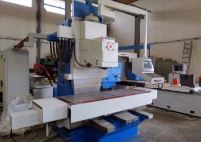 #04790 – Fresadora de mesa TOS FCV 63 CNC – retrofit