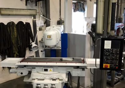 #04793 – Fresadora de consola WMW 315 Heckert Siemens – retrofit