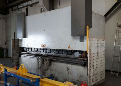 #04835 – Dobladora ERMAK CNC HAP 4100×300 tons – NUEVA 2006
