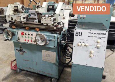 #0841 Rectificadora cilindrica TOS BU16 – vendido Guanajuato