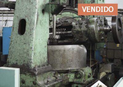 #05089 Generadora de engranes TOS FO25