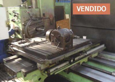 #05243 Mandriladora TOS W100A CNC – video available ▶️ – vendido a India