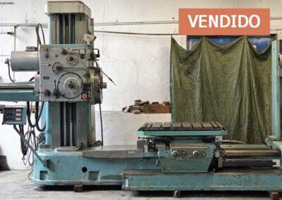 #05255 Mandriladora TOS W100 – vendido a Peru