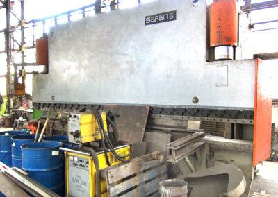 #05108 – Dobladora SAFAN CYBELEC CNC 6000