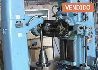 #05127 Generadora de engranes TOS FO6 – vendido a India