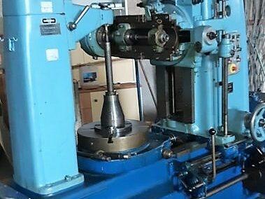 #05127 Generadora de engranes TOS FO6
