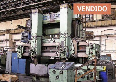 #05301.2 Torno vertical SCHIESS ZNK2000 – vendido a India