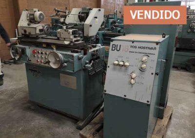 #0864 Rectificadora cilindrica TOS BU16 – video ▶️