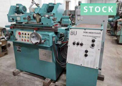 #0873 Rectificadora cilindrica TOS BU16 – video ▶️