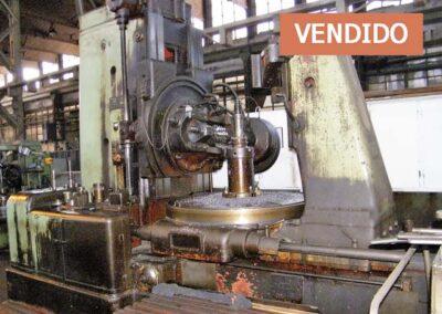 #05220 Generadora de engranes TOS FO16 –vendido a India