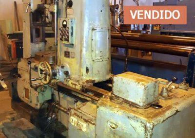 #05169 Generadora de engranes TOS FO6 – vendido a India