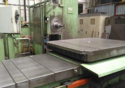#05206 Mandriladora TOS Varnsdorf WHN 13 CNC