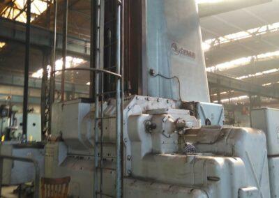 #05223 Mandriladora SKODA W200G/6000 CNC– video ▶️