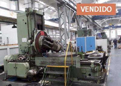 #05274 Generadora de engranes TOS FO25 – vendido a India