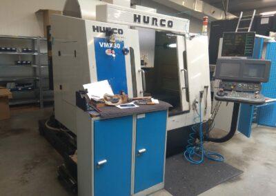 """#05325 Centro de maquinado """"HURCO"""" VMX30"""