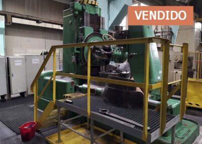 #05364 Generadora de engranes TOS FO16 – vendido a Peru