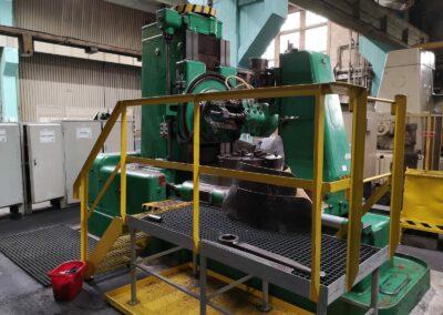 #05364 Generadora de engranes TOS FO16