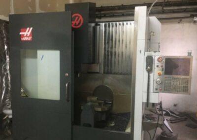 """#05367 Centro de maquinado """"HAAS"""" UMC 750 CNC 5 ejes"""