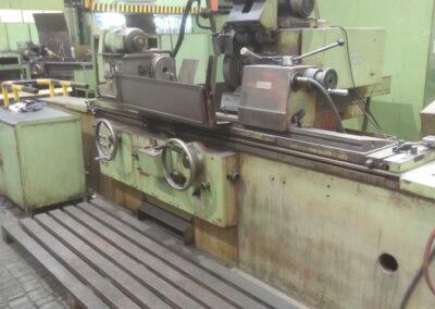 #05405 Rectificadora cilindrica TOS BHU50/1500 – video ▶️